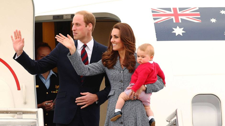 Five Memorable Moments from Prince William and Princess Catherine's Australian Tour