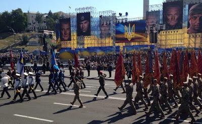Украина отпраздновала День Независимости