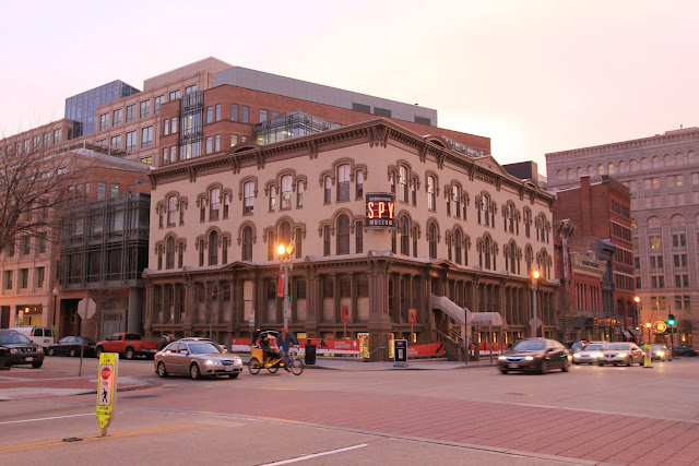 International Spy Museum in Washington DC, USA