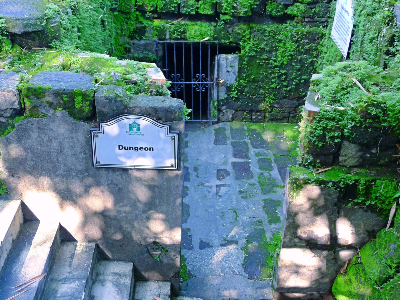 Fort Santiago Dungeon