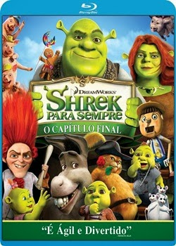 Download Shrek Para Sempre 720p Dublado BRRip Torrent