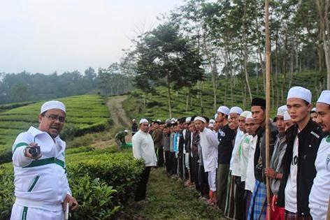 Cegah Banjir, FPI Targetkan Tanam 1 Juta Pohon di Puncak Bogor