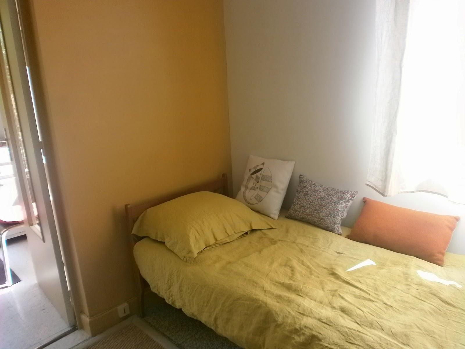 Gris souris une jolie chambre - Chambre gris souris ...