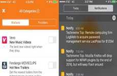 Facebook lanzaría Notify, app de noticias similar a Google Kiosco, Flipboard, y Moments de Twitter