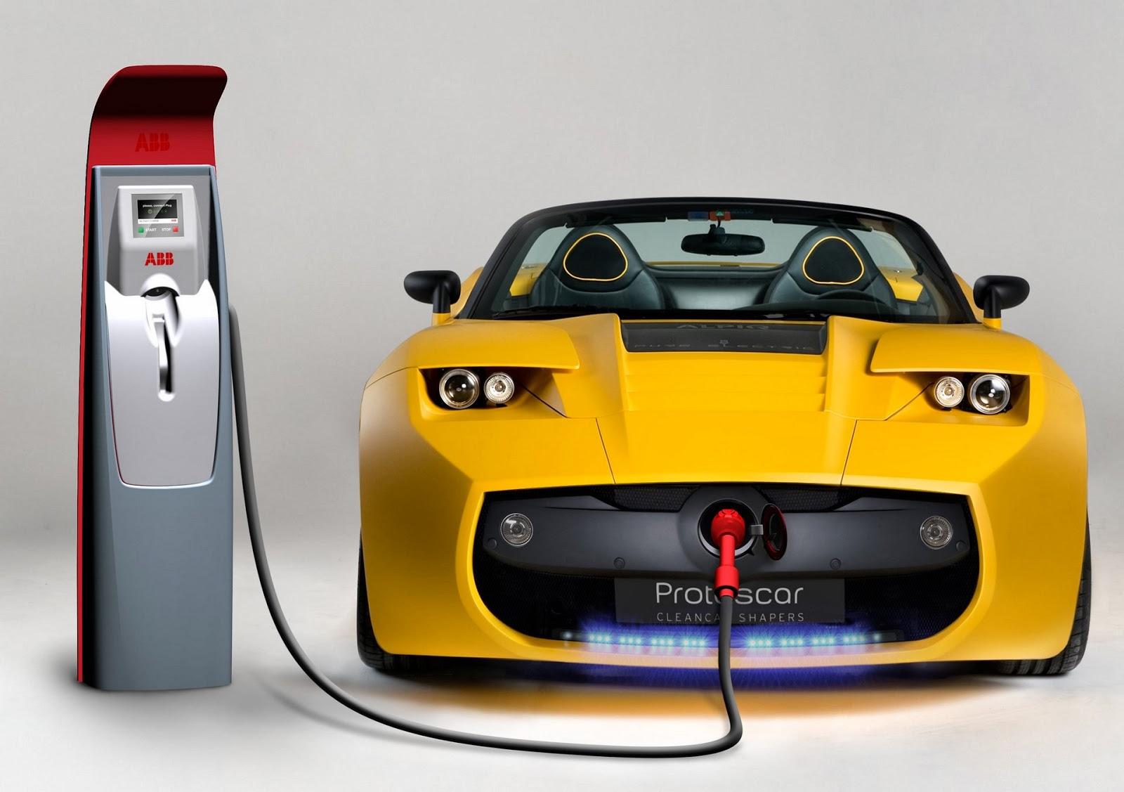 Potentie Voor Kwart Miljoen Elektrische Auto S Energienieuws