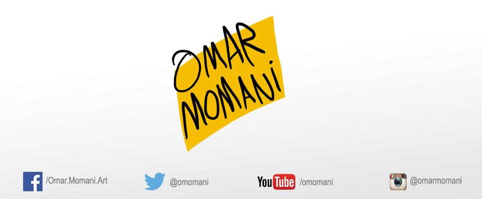 Omar Momani cartoons