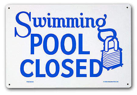 Stone creek apartments swimming pool close for Chemicals needed to close swimming pool