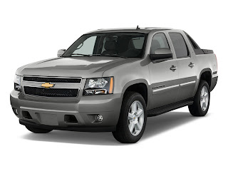 2011 Chevrolet Avalanche LS Crew Cab Pickup