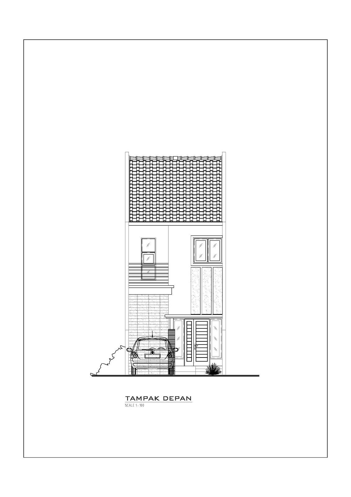 Desain Rumah Mungil Minimalis Gratis Untuk Anda Modelminimalis.info