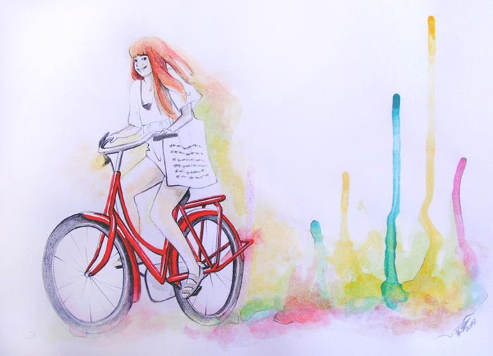 Illustration for Zuzka