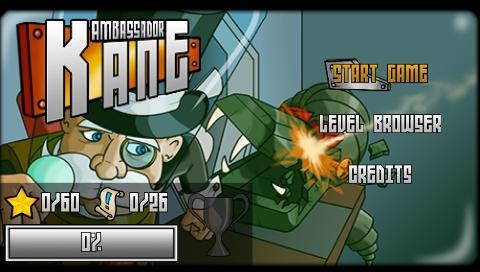 Ambassador Kane [Inglés] [CSO] [PSP]