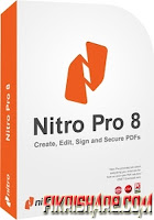 Nitro PDF Pro 8.0.5.5 Full Keygen