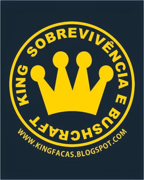 King Sobrevivência e Bushcraft