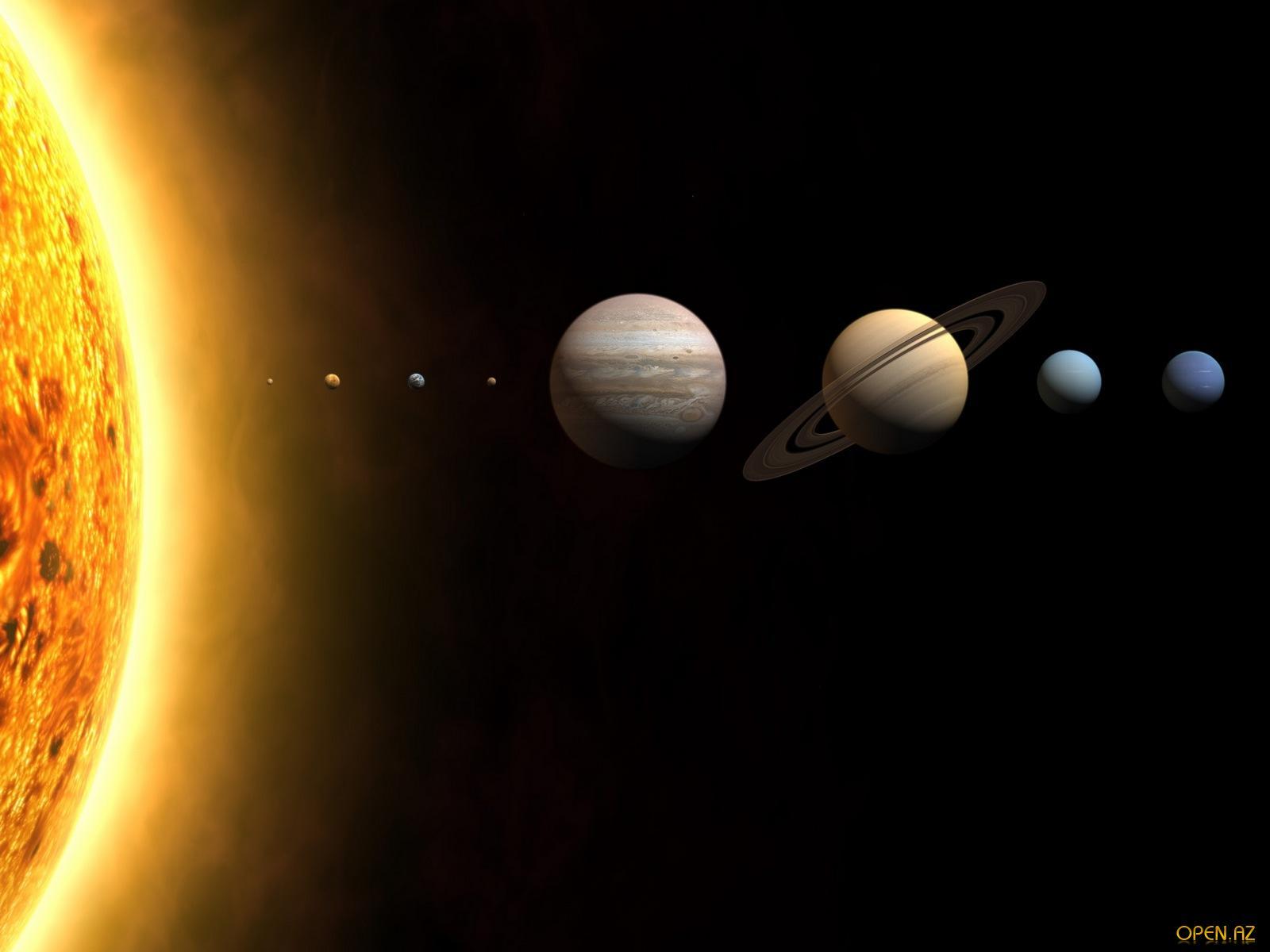 Солнце - как рядовая  звезда (ее  строение) (6 фото)