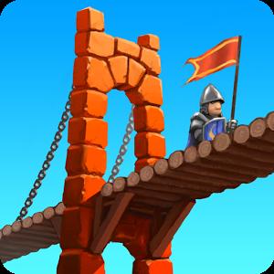 Bridge Constructor Medieval v1.0 APK