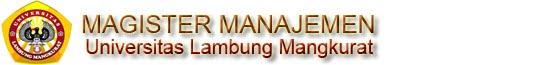 Magister Manajemen Unlam (MM Unlam)
