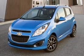 Chevrolet Spark Hatchback