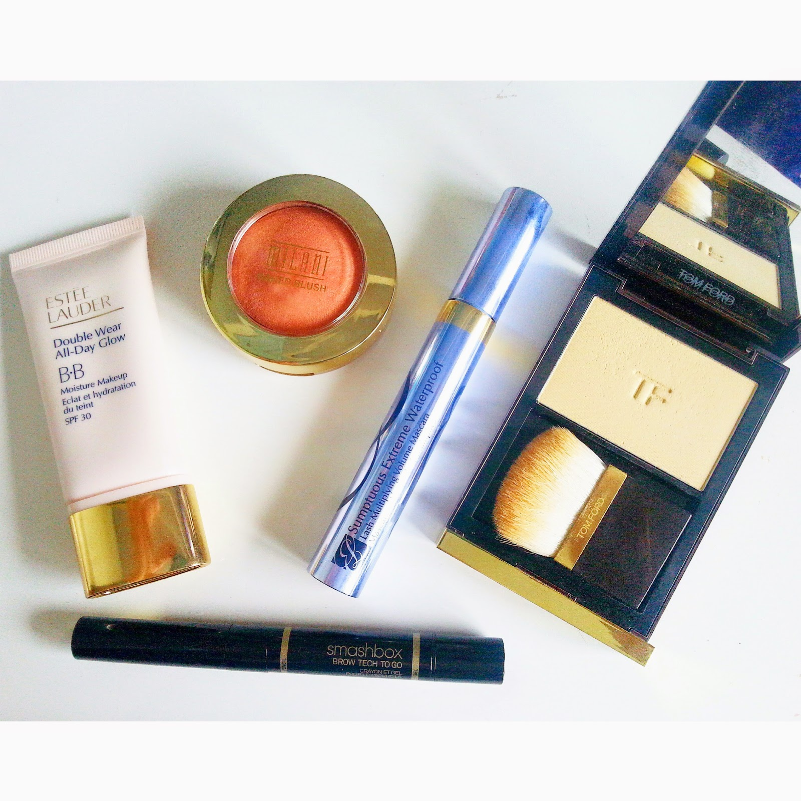 Face of the day tom ford estee lauder smashbox