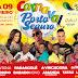 Porto Seguro - Programação Carnaval - Passarela