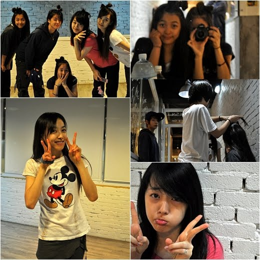 [news] f(x)'s cute pre-debut photo's revealed - Daily K ... F(x) Amber Pre Debut