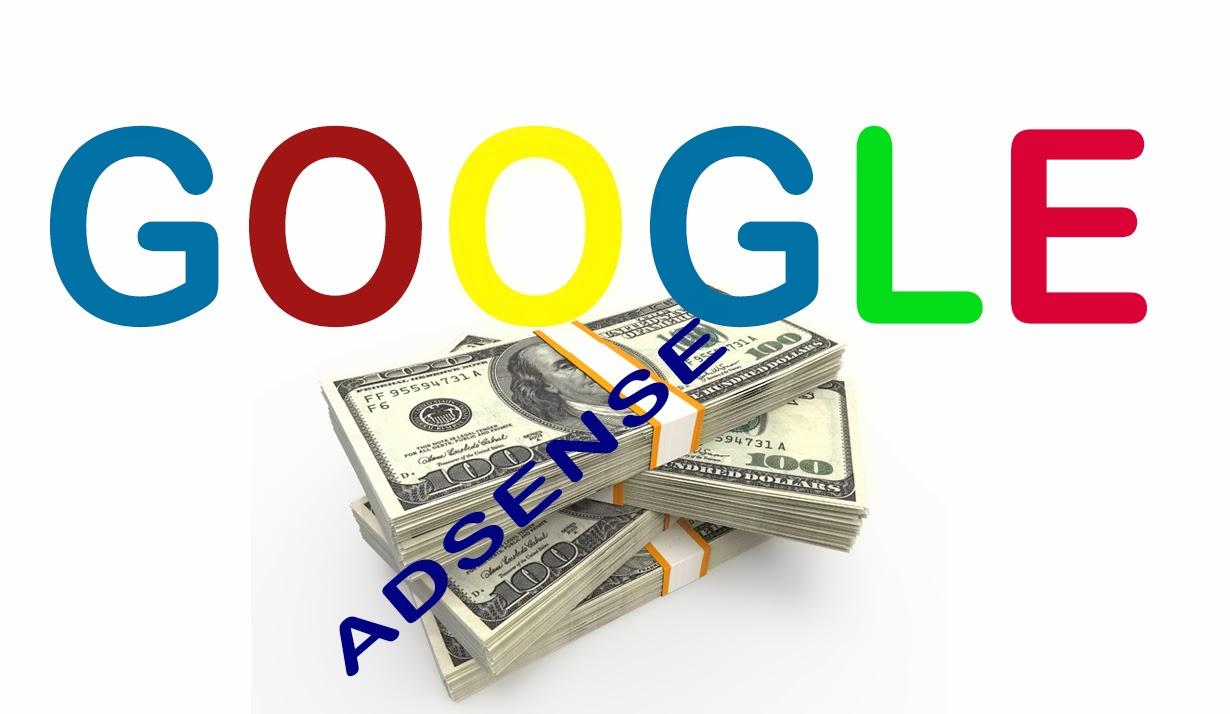 Google Adsense Money