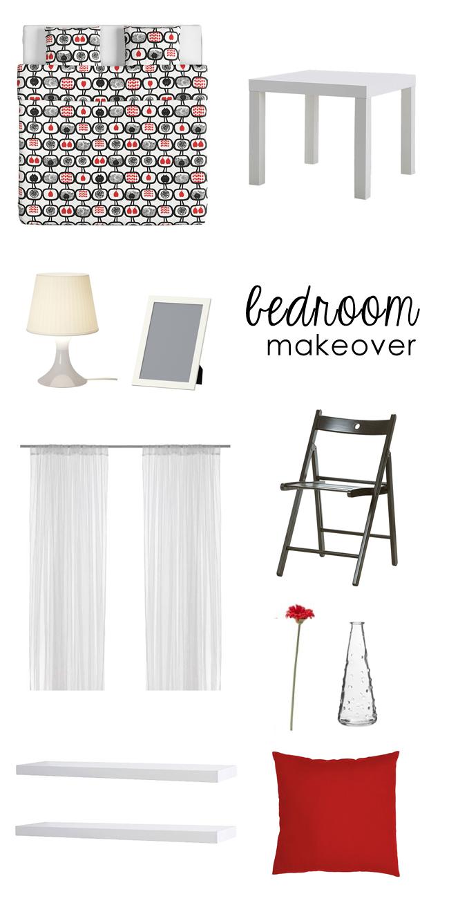 Home Makeover: Bedroom
