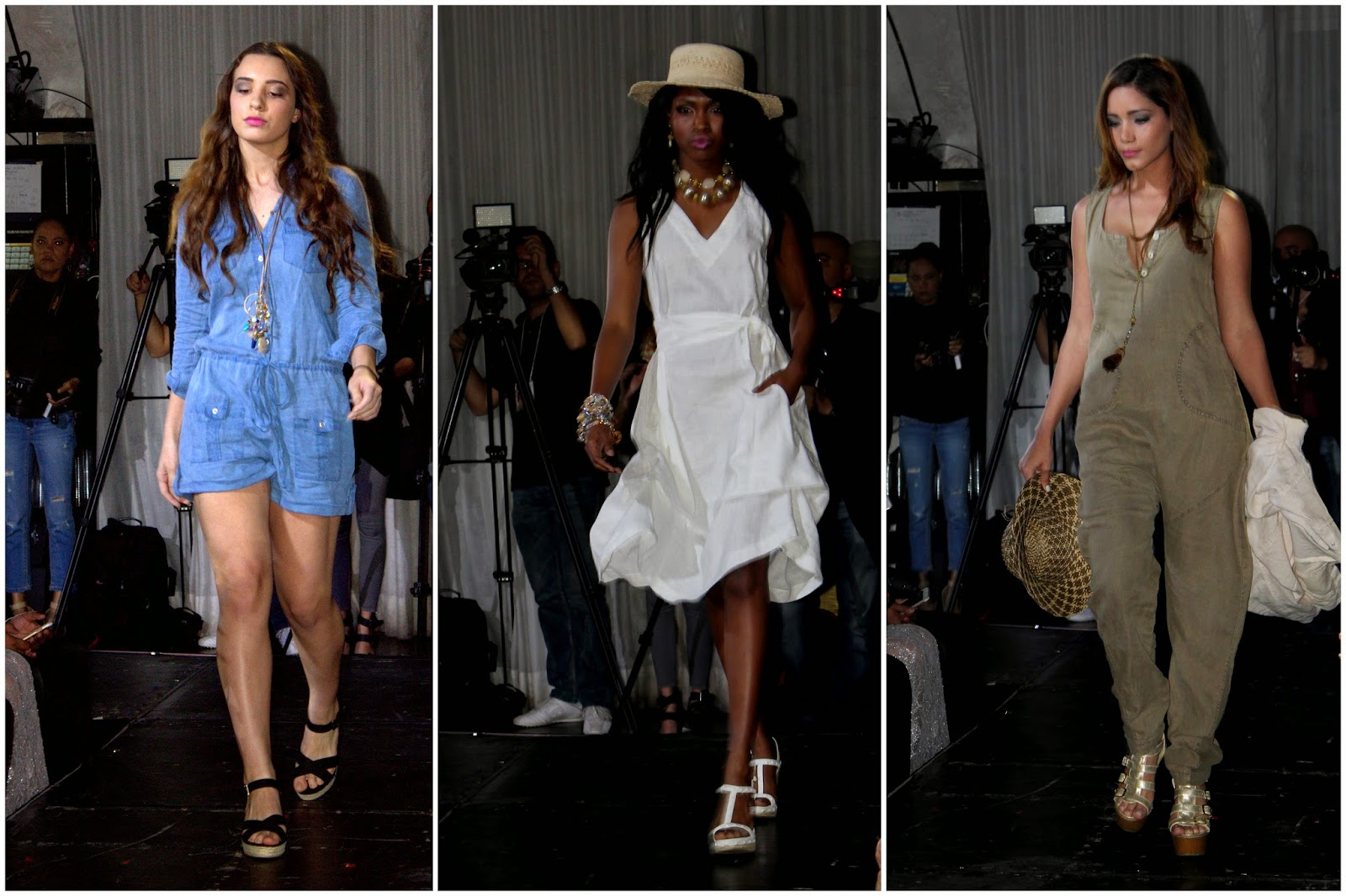 "Latino Fashion Week celebrated ninth annual ""Timeless"" tour in Miami"