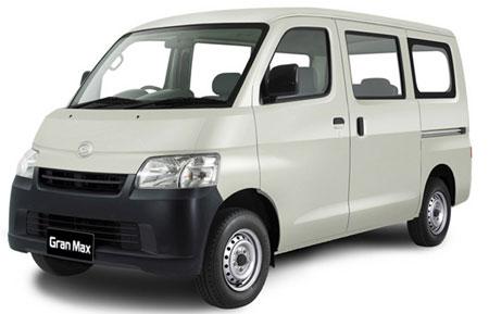 grand max minibus