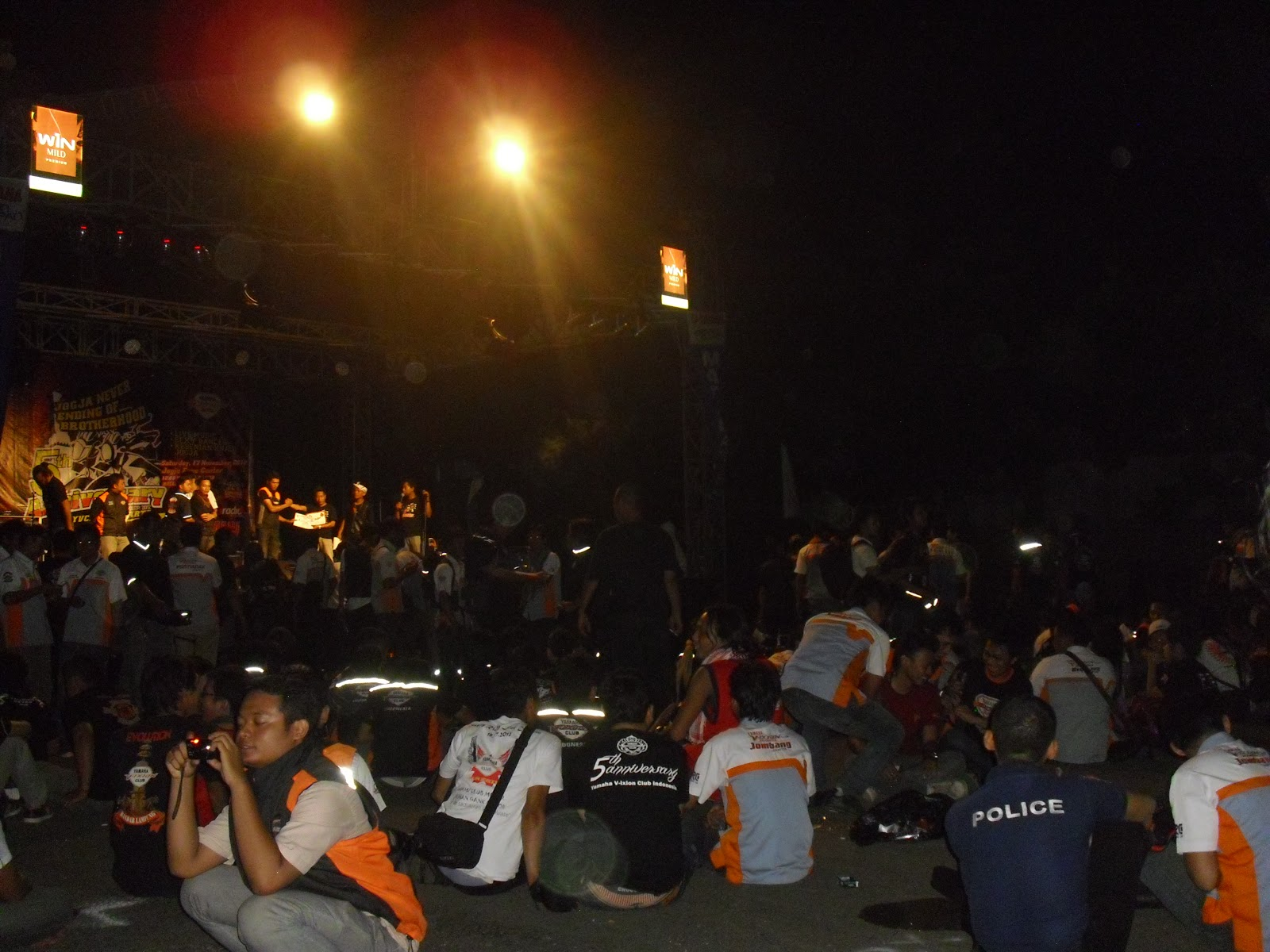 Foto Yamaha Vixion Club