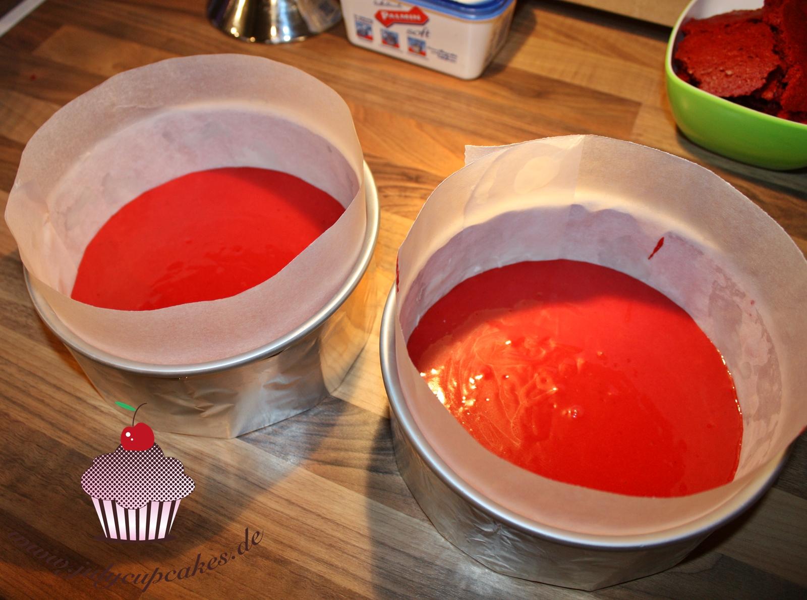Как сделать краску в домашних условиях красную
