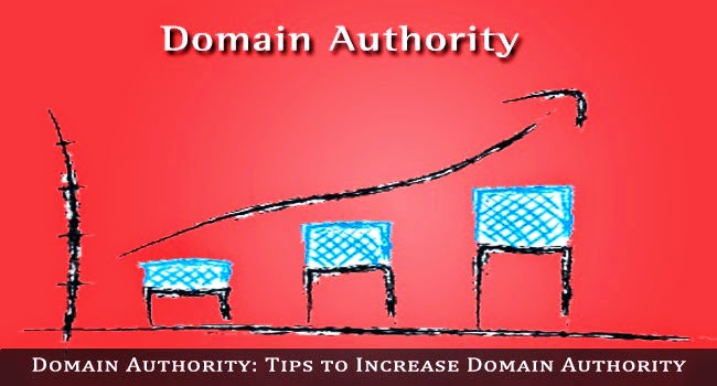 How To Increase Your Domain Authority [ Infographics ]