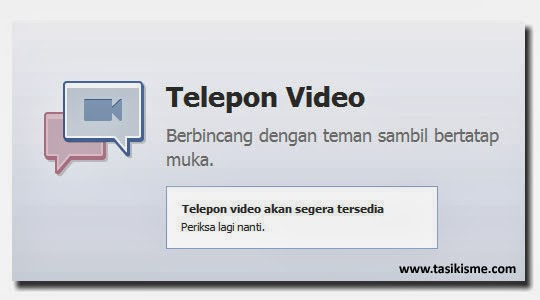 Chat Video Facebook