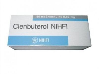 Clenbuterol - Culturismo total