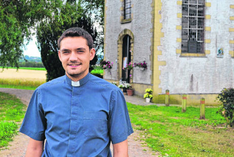 Fr. Kenneth is the young priest in the Ecumenical Catholic Community of the ...