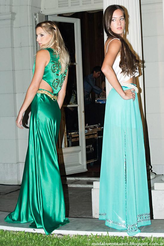 Vestidos de fiesta en bs as argentina