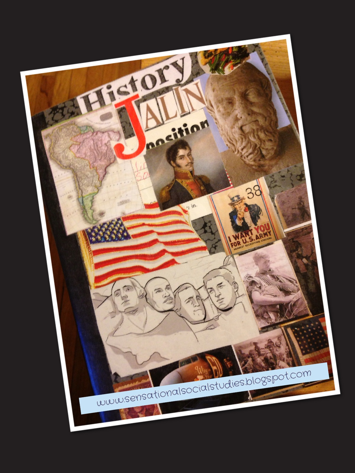 Sensational Social Studies: Interactive Notebooks