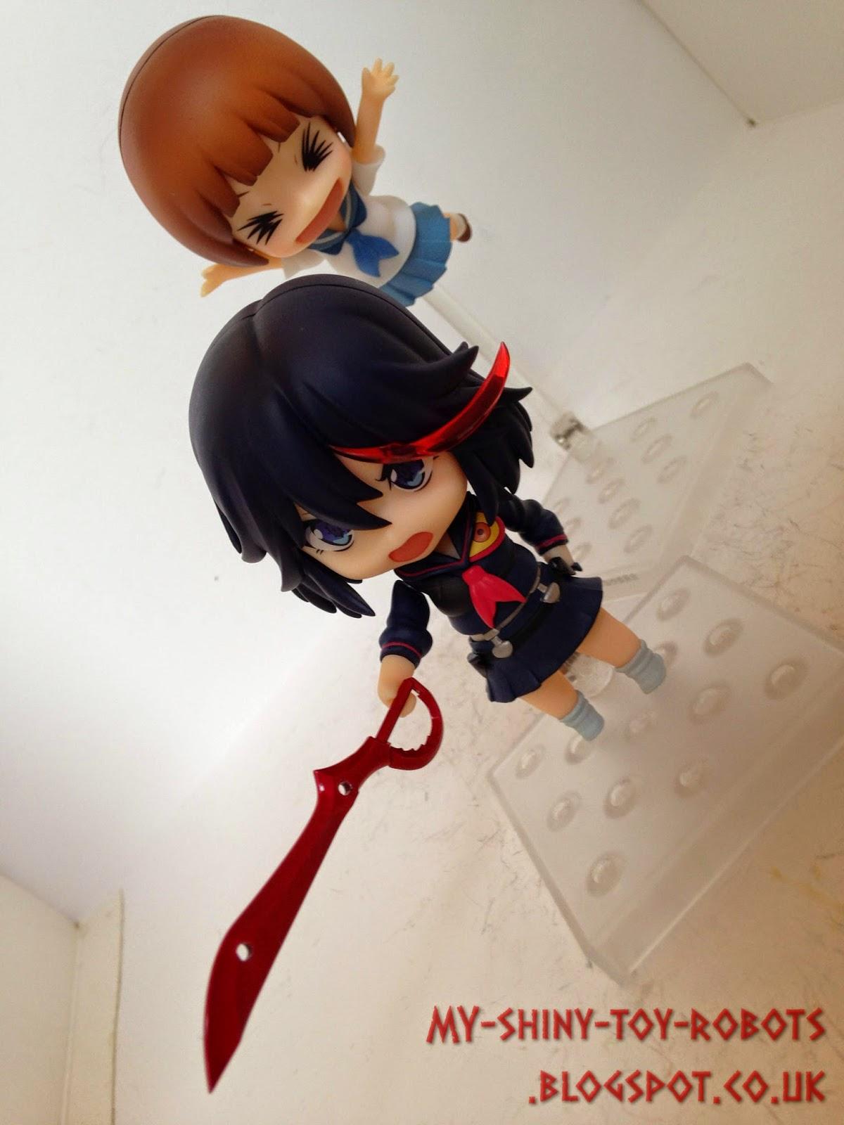 Ryuko-chaaaaaaan!