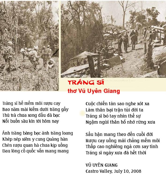 Thơ Vũ Uyên Giang