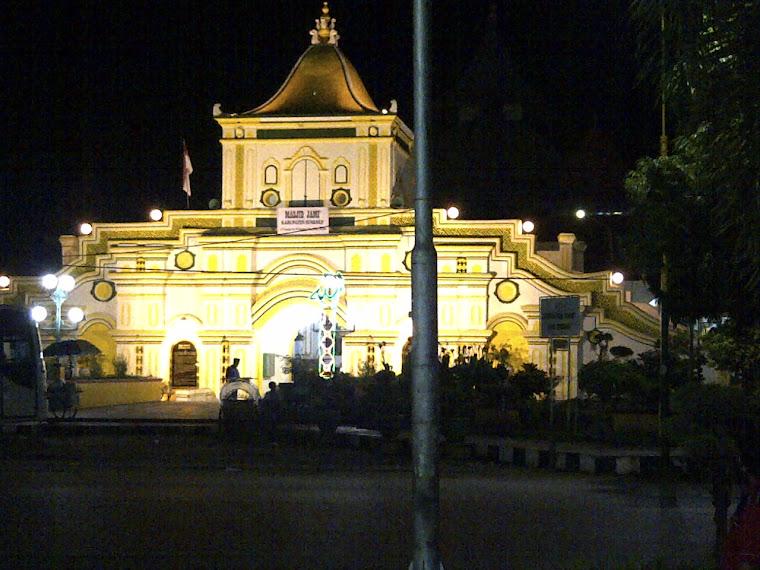 Masjid Agung / Jammi' Sumenep