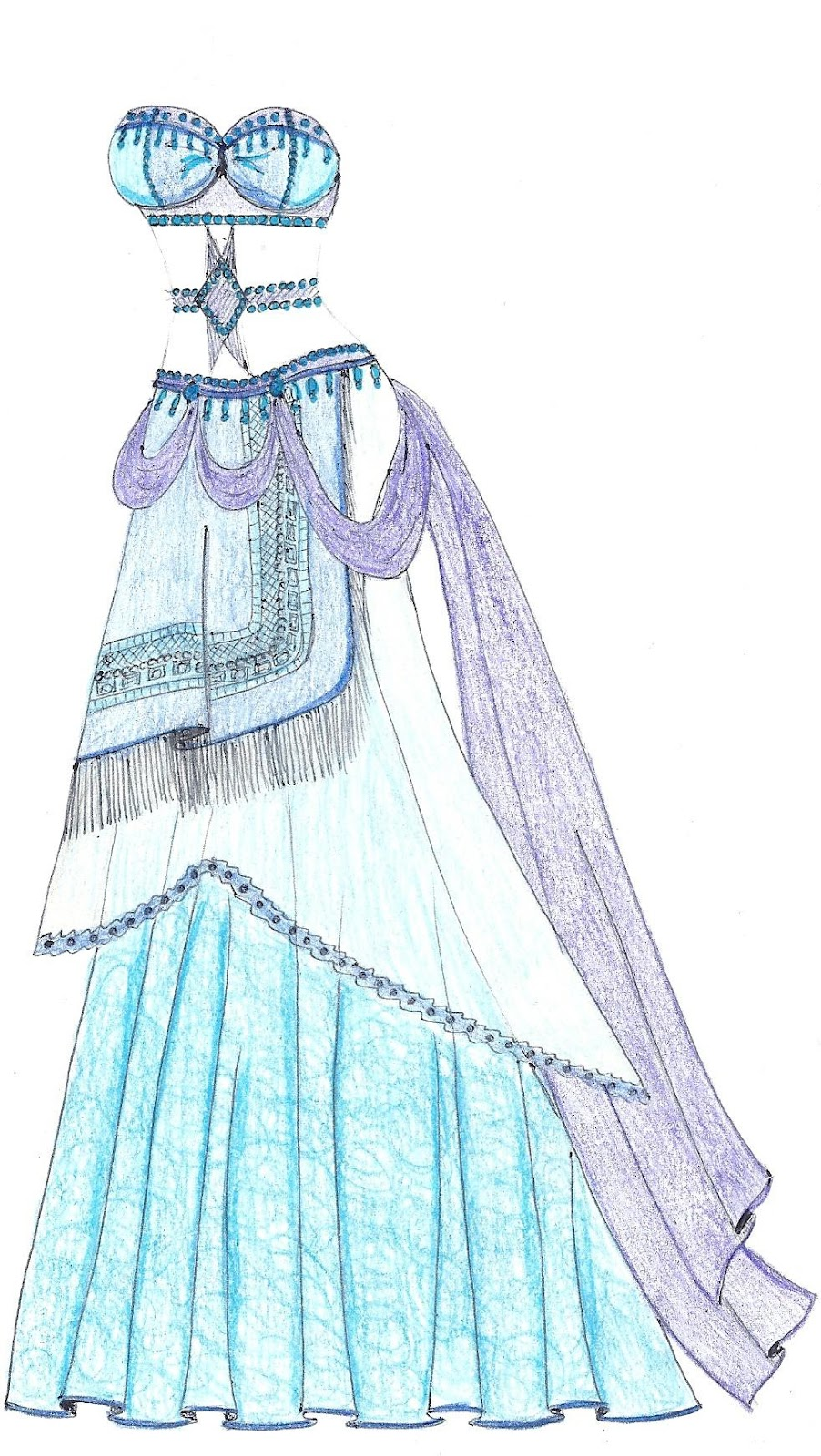 fairies dress