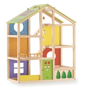 MyHabit: Save Up to 60% off Educo Toys: All Season House: There are as many ways to play with this house as there families in the world. Six brightly-colored rooms with movable stairs and a reversible winter/summer-themed, solar-paneled roof; made of and packaged with non-toxic and sustainable materials; easy to assemble