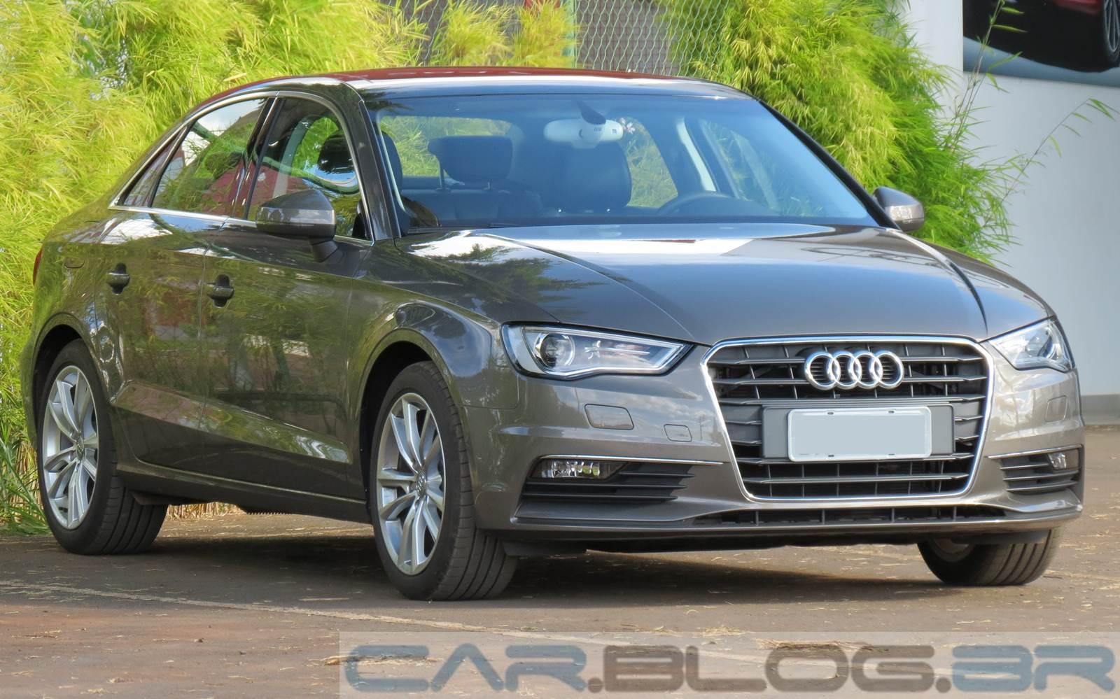Audi A3 Sedan 1.8T Ambition