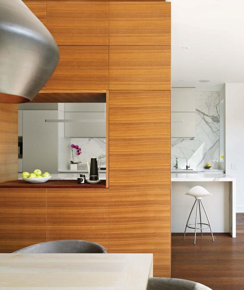 interior rumah bernuansa kayu majalah rumah