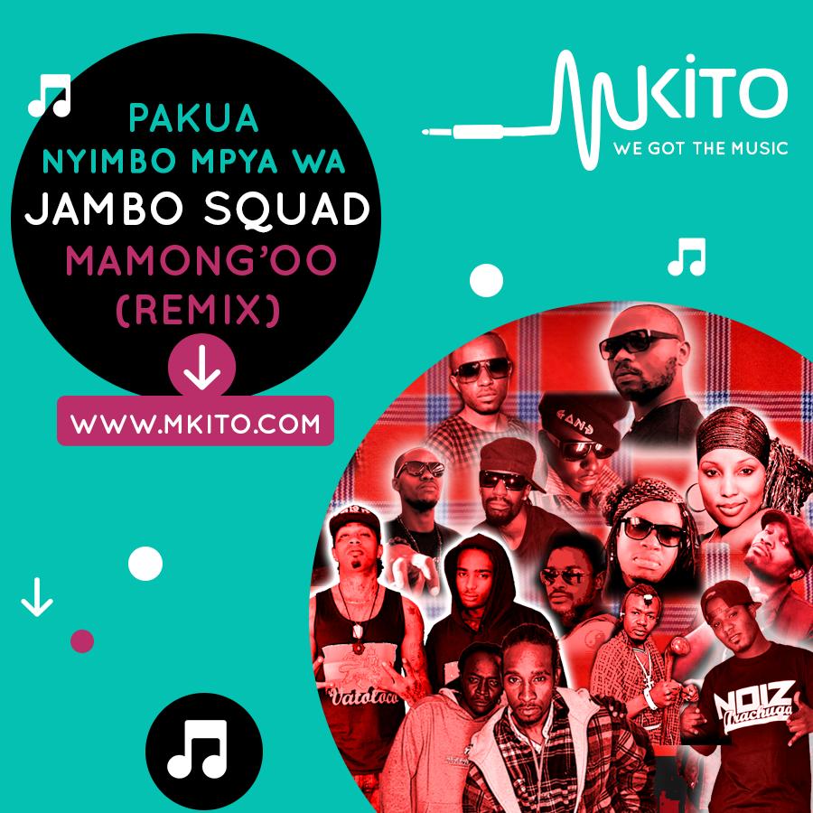 JAMBO SQUAD - MAMONG'O REMIX
