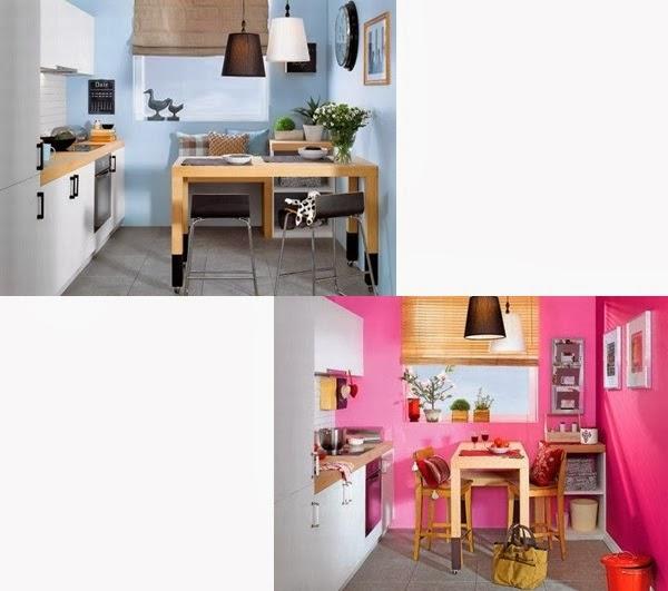 Ideas para cocinas sin comedor integrado paperblog - Cocina comedor ideas ...