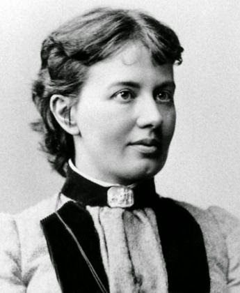 Sofia Kovalevskaya (ou Sonya Kovaleksvy) (1850 - 1891)
