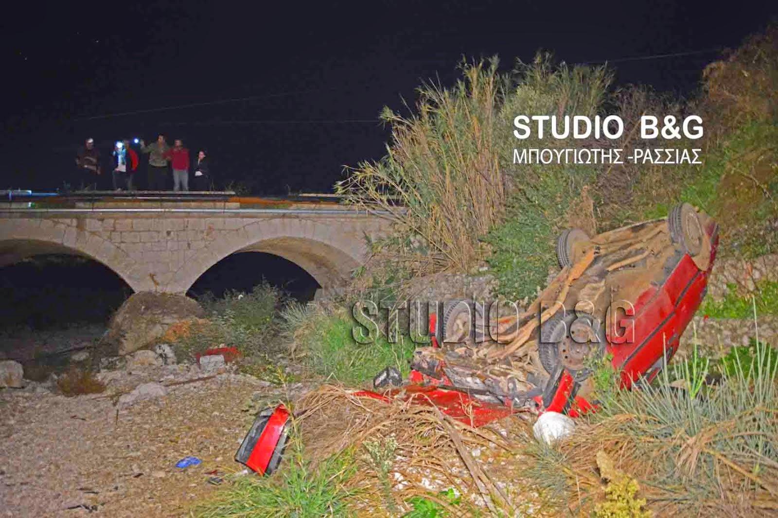 Νεκρός 55χρονος σε νέο τροχαίο στο Καλαμάκι