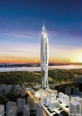 Seoul Light DMC Tower