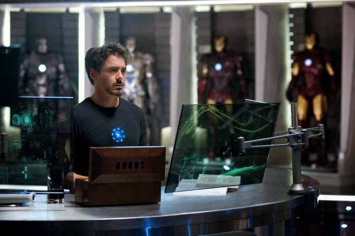 Iron Man : Top 10 Movies for Programmers