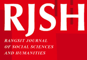 RJSH : Volume 2, Issue 2 (2015)